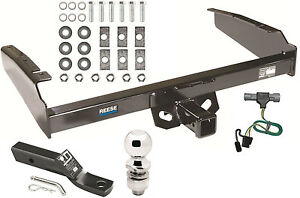 1997 FORD F-250 F-350 HEAVY DUTY COMPLETE TRAILER HITCH ...