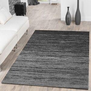 Teppich modern wohnzimmer teppich farbverlauf kurzflor for Wohnzimmer teppich modern