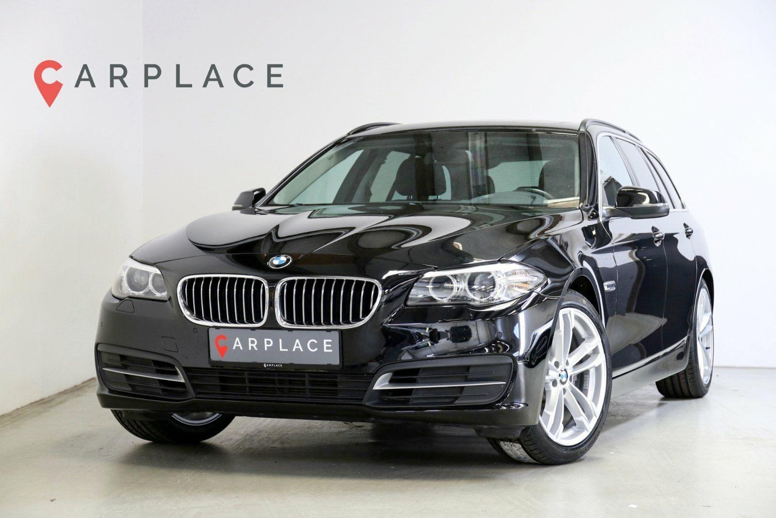 BMW 520d 2,0 Touring aut. 5d - 329.900 kr.
