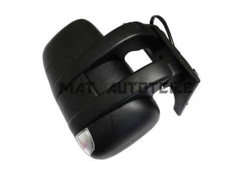 Corto exterior brazo Iveco Daily IV V 06-14 eléctricamente calefactable derecha