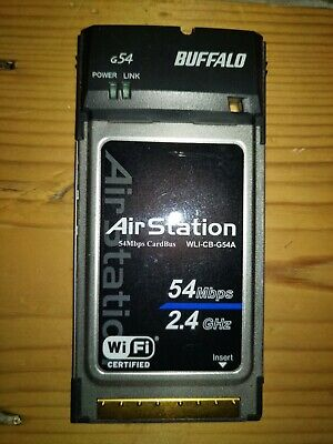 AIR STATION WLI CB G54A DRIVER FOR WINDOWS