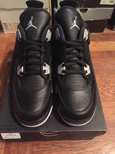 reputable site 95066 8c353 Air Jordan Retro 4 Oreo