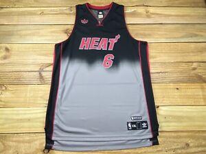 Adidas Miami Heat Lebron James #6