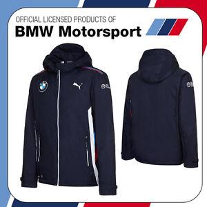 5c57196801 Sale! Puma BMW M Sport Motorsport Mens Team Windbreaker Jacket Coat ...