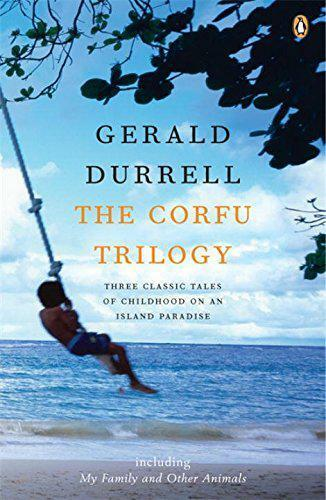 The Corfu Trilogy by Gerald Durrell, NEW Book, FREE & Fast Delivery, (Paperback)