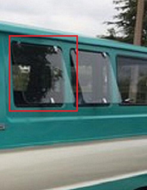 1964-1970 Dodge A100 Truck Rear Window /& Corner Window  Seals //Mopar NEW