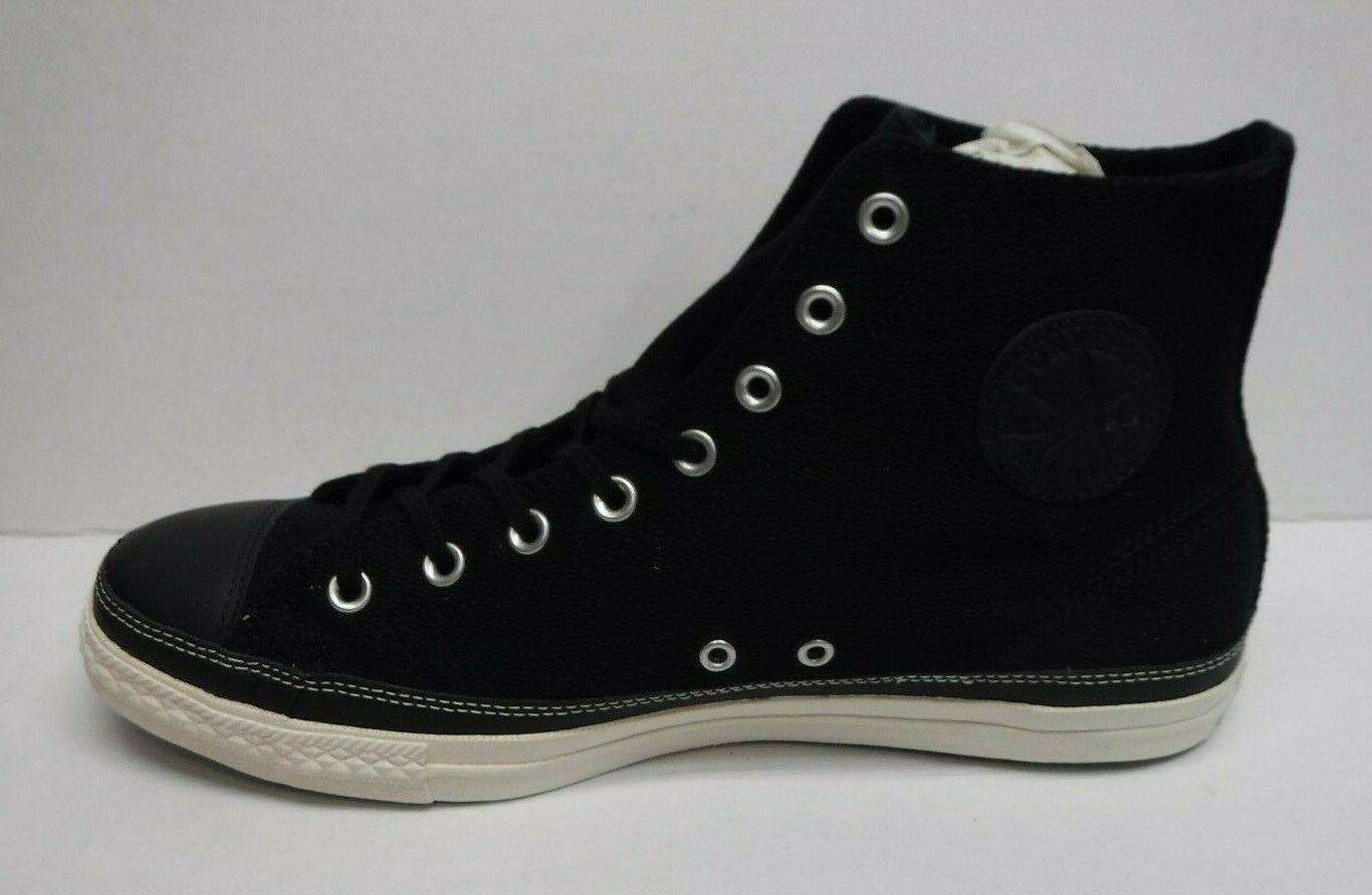 Converse Size 12 Black High Top Sneakers New Mens shoes