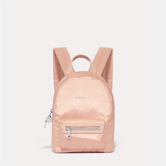4c4f03e0bc Fiorelli Mini Backpack Handbag Travel Rucksack Bag Sports Strike In Powder  Blush