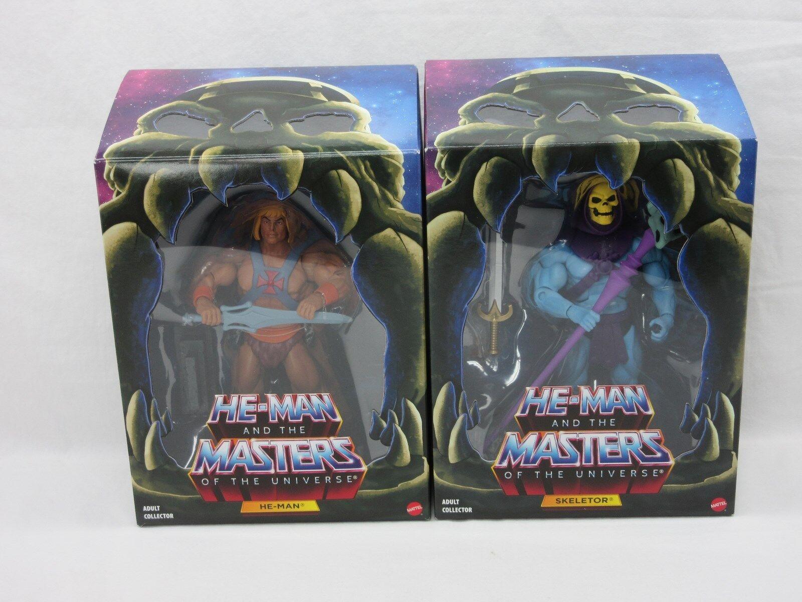 MOTUC,FILMATION & HE-MAN & MOTUC,FILMATION SKELETOR 2.0,Masters Of The Universe Classics,MISB,MOC f68f64