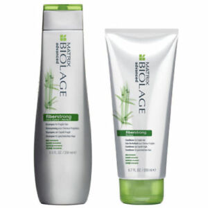 Matrix-Biolage-FiberStrong-Shampoo-200-and-Conditioner-196-ml-free-shipping
