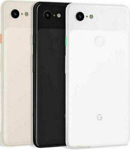 Google-Pixel-3-XL-64GB-128GB-Fully-Unlocked-4G-Android-Black-Pink-White