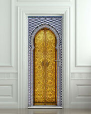 STICKER for door, wall, fridge - Aladdin arab Morocco decole, mural, skin, wrap