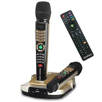 Magic Sing Karaoke ET23KH - 5145 TAGALOG Songs, NEW HD Wireless, Remote Control
