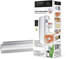 Artikelbild Caso Folienschweißer-Zubehör Folienrollen 28x600cm, 2 St.