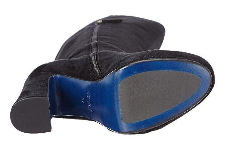 Extravagante Stiefel Latitude Femme Größe 39,5 UK6 blaue Sohle