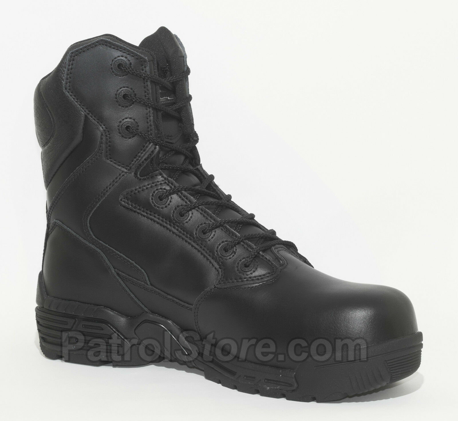 Magnum Stealth Force - 8  All Leather, Composite Toe and Plate