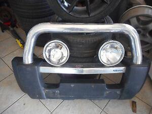 Nissan-Navara-D40-Pathfinder-R51-Genuine-Nudge-Bar