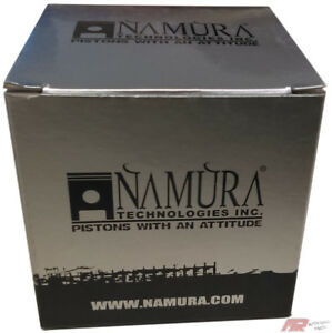 Namura Piston Kit Kawasaki KX60 1983-2003 42.96mm 0.01mm Over (B)