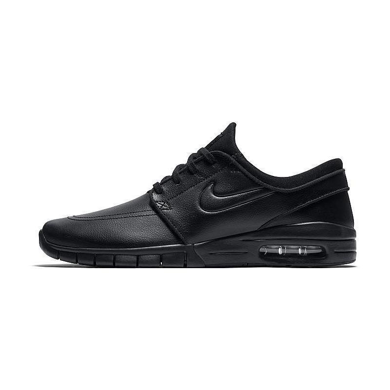 Nike SB Stefan Janoski Max L - Sz8 / US 9 - 685299-009 - noir
