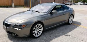 2004 BMW Série 6 CI