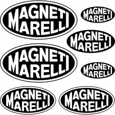 ADHESIVO PEGATINA - AUFKLEBER ADESIVI -  magneti marelli  Réf: SPON-070