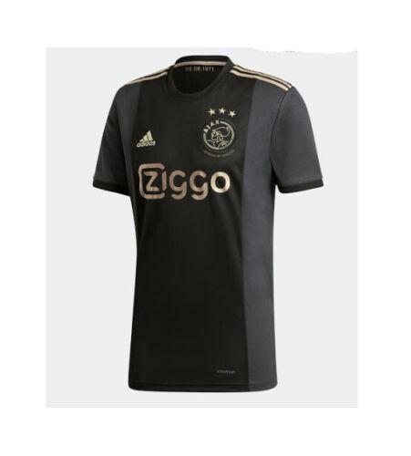 New Ajax FC European jersey shirt 20//21 Football Adult S-XXL T-shirt 2021
