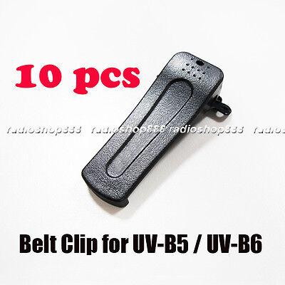 10 x Belt Clip for  UV-B5 UV-B6 BAOFENG RADIO
