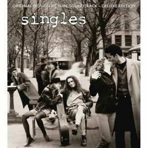 Singles-ORIGINAL-MOVIE-SOUNDTRACK-Deluxe-Edition-NEW-SEALED-2-CD