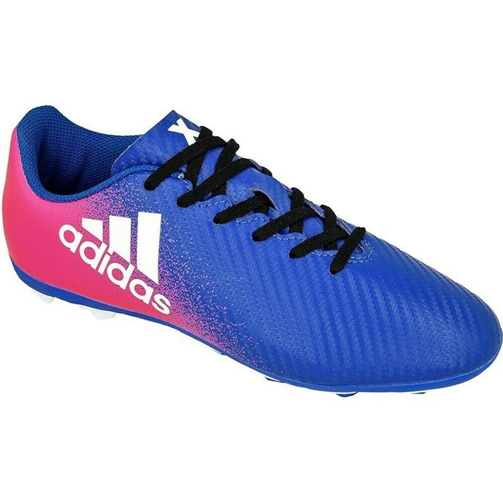 Adidas X 164 Fxg M BB1037 bluee halfshoes