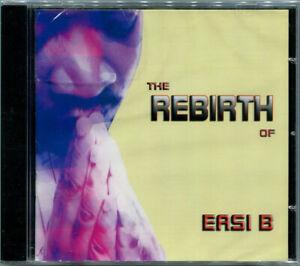 Music-CD-Easi-B-The-Rebirth-Of-Easy-B-Reggae-Gospel-Lovers-Rock-Album-Sealed-New