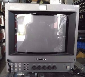 SONY-BVM8044QD-COLOR-MONITOR-FREE-SHIPPING