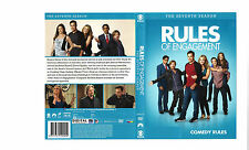 Rules of Engagement: The Complete Seventh Season (Final Season) 2 Disc DVD R1