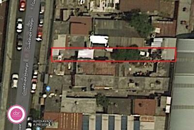 Terreno venta Guadalupe Hidalgo - Merced Gómez