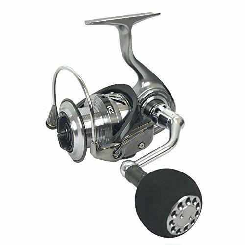 2017 NEW Daiwa SALTIGA BJ 3500SH MAG SEALED Spinning Reel Japan new .