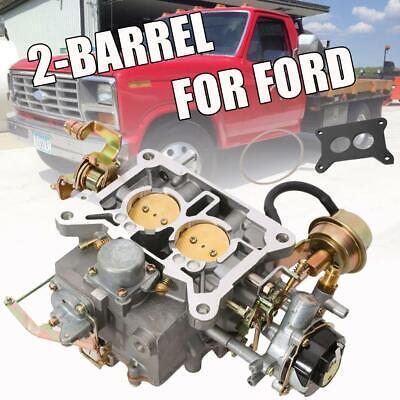 Carburetor Carb 2100 2 Barrel For 1964~1978 Ford F150 Engine 289Cu 302 Cu 351 Cu