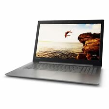 Lenovo 80XV00DKUK IdeaPad 320 Laptop AMD A9 Series 4 GB 1TB HD Grey 15.6 Inches