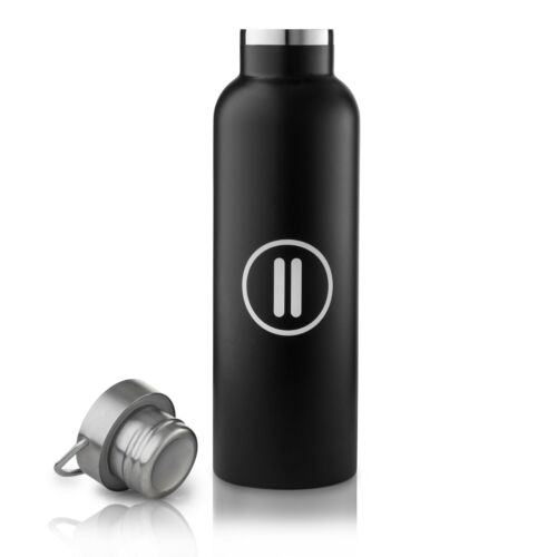 Stainless Steel Water Bottle 25oz double wall BPA free vacuum insulated flask