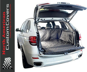 BMW X5 Cargo Liner Trunk Dog Mat - Quilted & Custom-fit ...