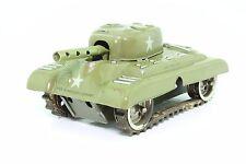 Blechspielzeug tin toy pennytoy - GAMA Panzer mit Uhrwerkantrieb und Feuerstein
