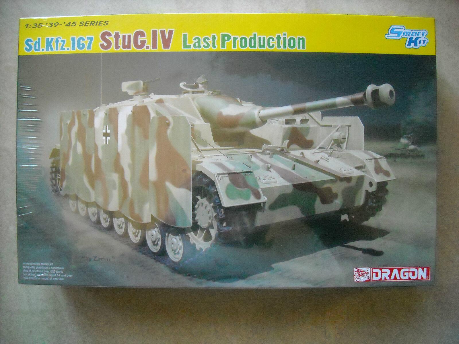 Dragon 1 35 SDKFZ.167,STUG.IV LAST PRODUCTION