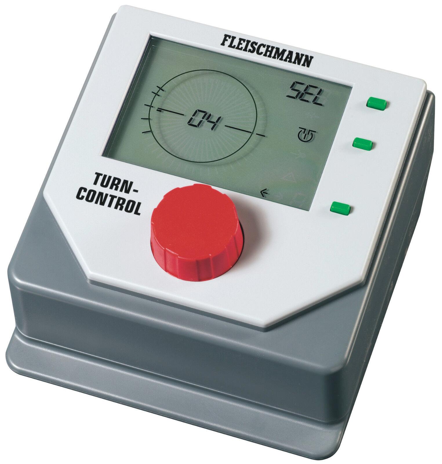 Fleischmann HO 6915 Drehscheiben-Steuergerät mit Gleisvorwahl Neuware    Preiszugeständnisse