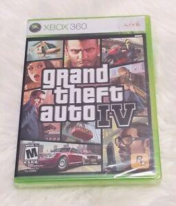 Grand-Theft-Auto-IV-4-Microsoft-Xbox-360-2008-Spiel-bewertet-M-Rockstar-Live
