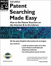 Patent Searching Made Easy: How to Do Patent Searc