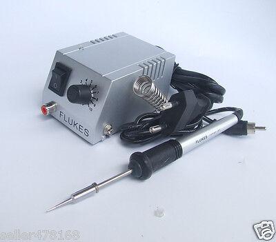 1 set AC 220V 18W 50-450℃ Mini Soldering station for IC SMT SMD Soldering work