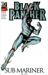 Black-Panther-1-70th-Anniversary-Variant-2009-Marvel-Comics