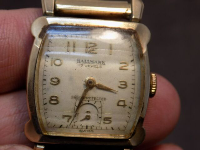 Watch  17 Jewels  Watch