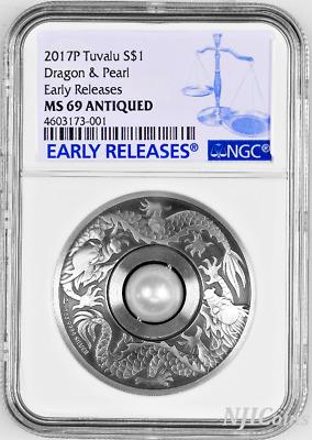 COA//BOX 2015 P Australia HIGH RELIEF 1oz Silver Koala $1 Coin NGC PF69 UC ER