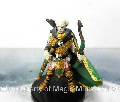 Reign of Winter ~ COMMANDER PHARAMOL #33 Pathfinder Battles rare mini vampire