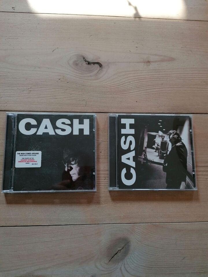 Johnny Cash: American 3 og 4, folk