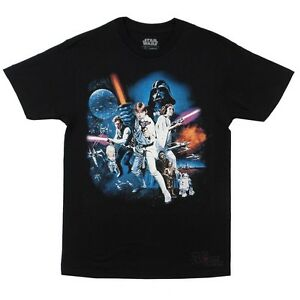Star-Wars-Full-Cast-New-Hope-Movie-Poster-Licensed-Adult-T-Shirt